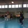 Damen am Netzballturnier